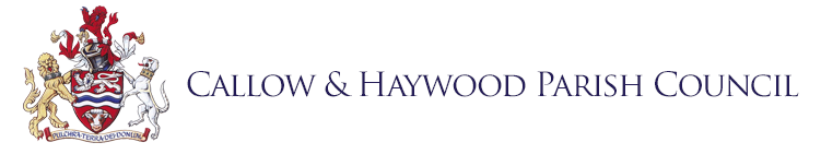 Callow and Haywood Parish Council